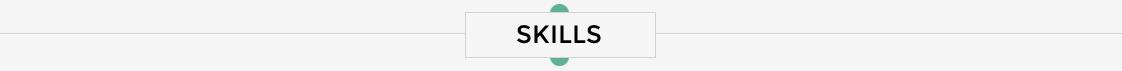 Skills-divider